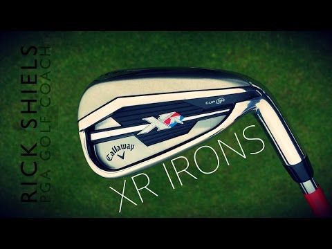 Callaway XR Irons Review