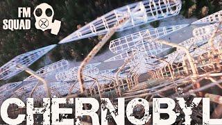 FlyMod sQUAD in CHERNOBYL Exclusion Zone   FPV дроны в Чернобыльской зоне отчуждения