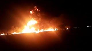 Взрыв на трубопроводе в Мексике: погибли более 20 человек…