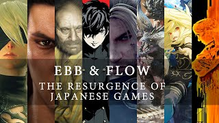 Ebb and Flow - Conversations on the momentum of Japanese games