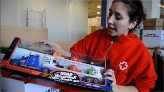 Ni un solo niño sin juguetes en Reyes gracias a Cruz Roja Juventud