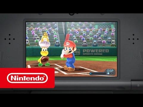 Mario Sports Superstars - Home run trailer (Nintendo 3DS) thumbnail