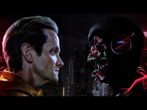 Black Flash vs Reverse Flash
