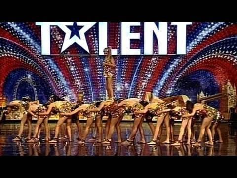 A.K.A - Britain's Got Talent 2010 - Auditions Week 3 (видео)