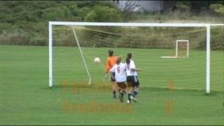 preview picture of video 'Falconer at Fredonia Girls Soccer, 9/26/08'