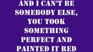 daniel merriweather- red lyrics