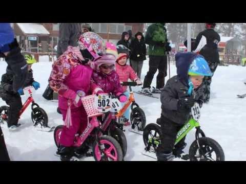 Strider лыжи для беговела Strider 12'