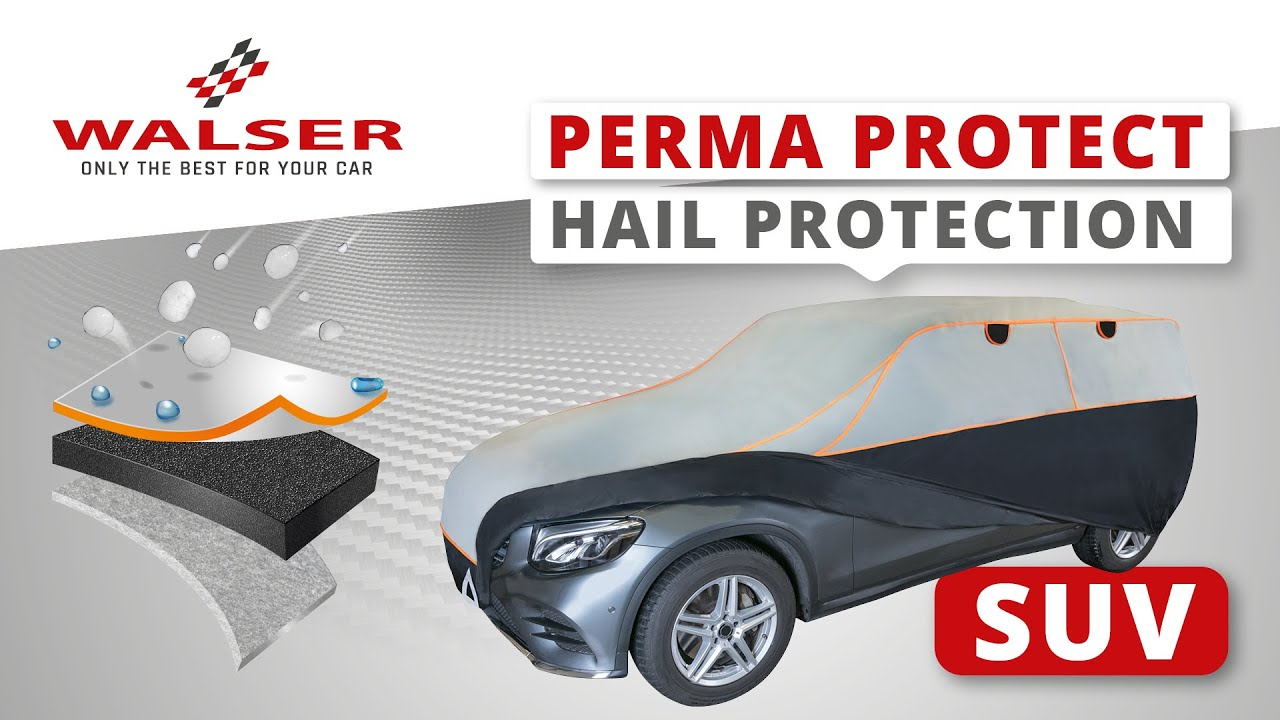 Preview: Car hail protection tarpaulin Perma Protect SUV size L