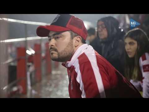 """""""Mirá cómo vivieron los hinchas de San Martín el infartante partido contra Villa Dálmine"""" Barra: La Banda del Camion • Club: San Martín de Tucumán"""