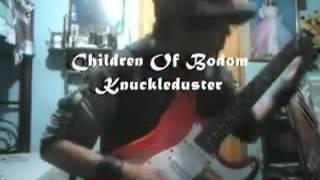 Knuckleduster Cover Children Of Bodom
