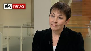 Pm Is 'uniquely Incompetent' Says Green Party's Caroline Lucas