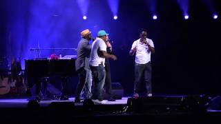 The Longest Time Featuring Boyz II Men (Live At Citizens Bank Park – August 2, 2014)
