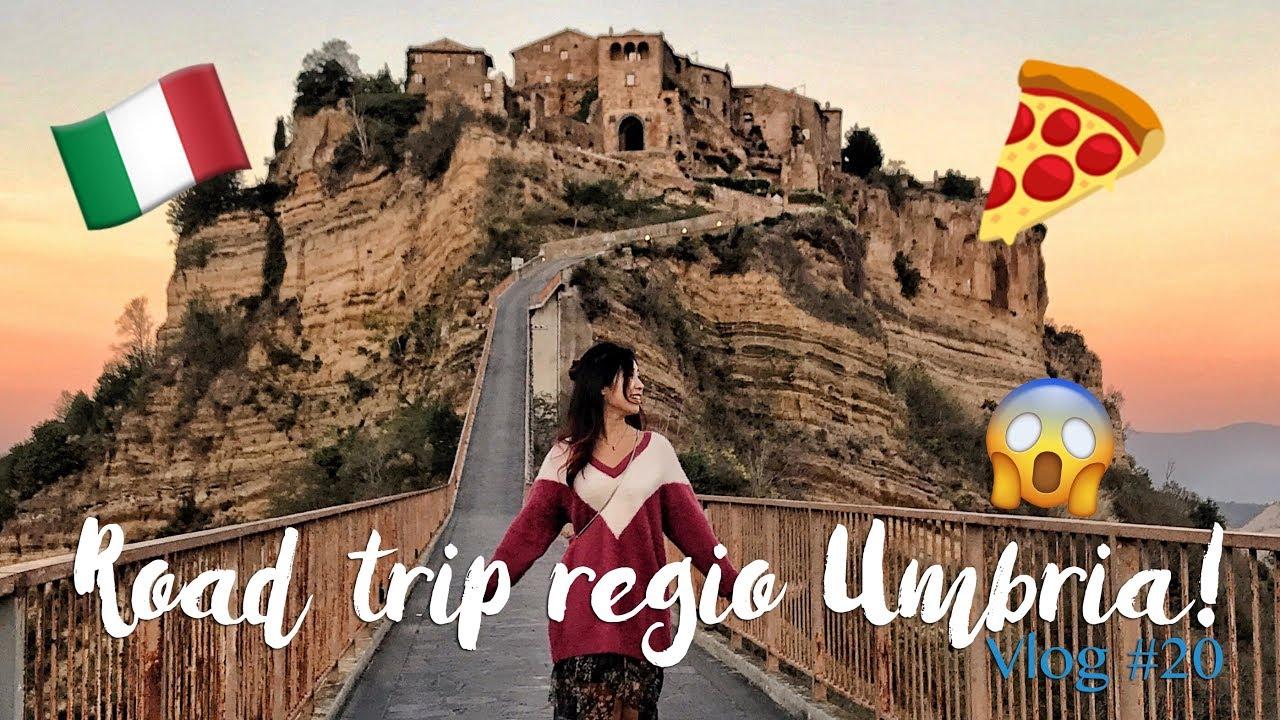 Road trip to the Umbria region
