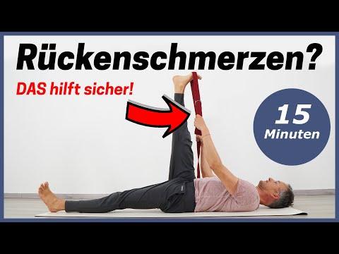 5 HEILIGE Übungen gegen Rückenschmerzen  ✅ 30 Tage Challenge