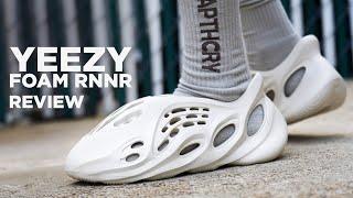 The CRAZIEST Shoe Of 2020?! Adidas YEEZY FOAM RUNNER Review & On Feet