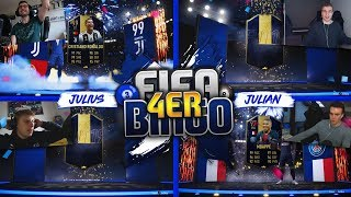 FIFA 19: QUATTRO TOTY Fifa Bingo ?? #TOTYGANG