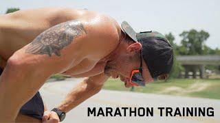 Marathon Training During A Texas Summer...