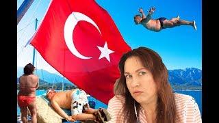 Отдых. Почему не любят русских?!? Турция