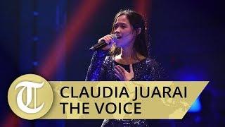 Claudia Emmanuela Santoso Gadis Cirebon Juara The Voice of German 2019