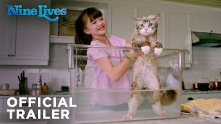 Nine Lives  Official Trailer HD