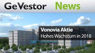 Vonovia - Rekordwachstum gibt Richtung für 2018 vor