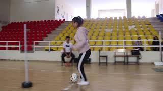 Ruhi Sarıalp Spor Lisesi 2018-2019 Yetenek Sınavı Koordinasyon Parkuru