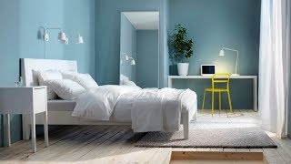 Blue Bedroom Design Ideas | Bedroom Paint Color Ideas 2018