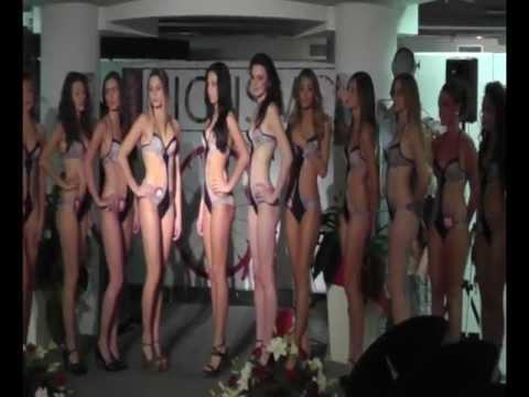 Le finaliste di Miss Ciclismo 2012