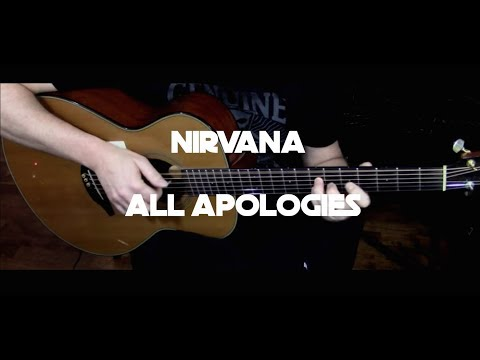 Nirvana - All Apologies - Fingerstyle Guitar Mp3