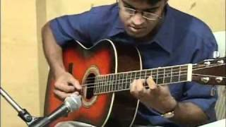 Raga on Guitar, Raga Ahir Bhairav on Guitar - kapilguitarist