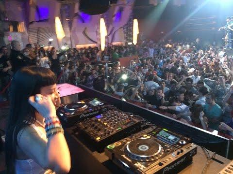 Fatima Hajji - Techno set @ Discoteca On (Bailen - Jaen) 29 11 2014