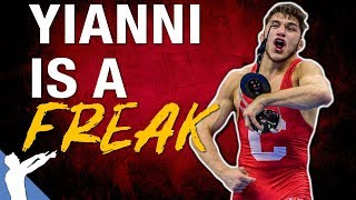 Yianni Beats #1 Ranked Wrestler in the World, Bajrang Punia