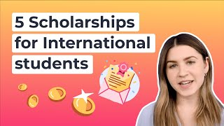 5 Scholarships for International Students Studying in Canada (SPRING 2019)