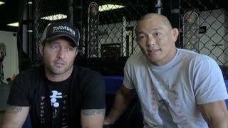 Womens Self-defense With Egan Inoue And Alex OLoughlin