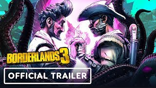 Видео Borderlands 3: Guns, Love, and Tentacles