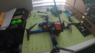"7"" LR iNav 2.6 Maiden Flight, RTH Issues, Nazgul Arm Replacement 