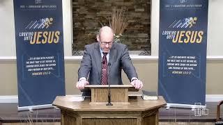 "January 13, 2021 PM – ""The Model Prayer"""