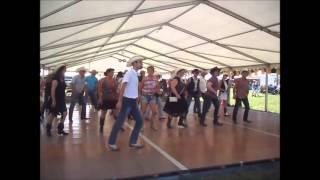 Jet Black Pontiac line dance