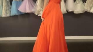 Chiffon Embellished Prom Dress 78022 | Jovani