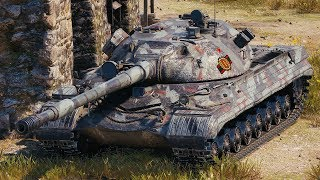 World of Tanks Object 277 - 8 Kills 10K Damage