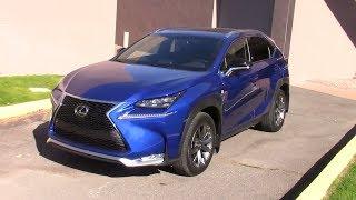 2017 Lexus NX200t: 400 Mile Performance & Economy Test