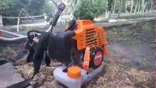 Мотокоса Stihl FS 350 (масло в подарок) от компании Tehno-Haos. in. ua - видео