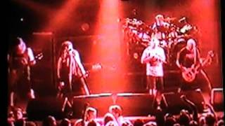 """Anthrax """"In A Zone"""" live in Orlando 1996"""
