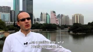 preview picture of video 'Leben in China | Mein Shenzhen #1 - Hey Ausländer, ist dein Motorrad kaputt?'