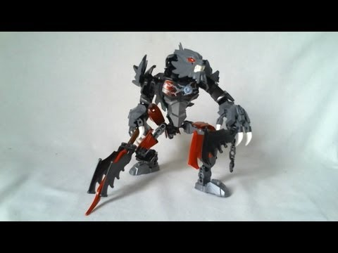 Vidéo LEGO Chima 70203 : CHI Cragger