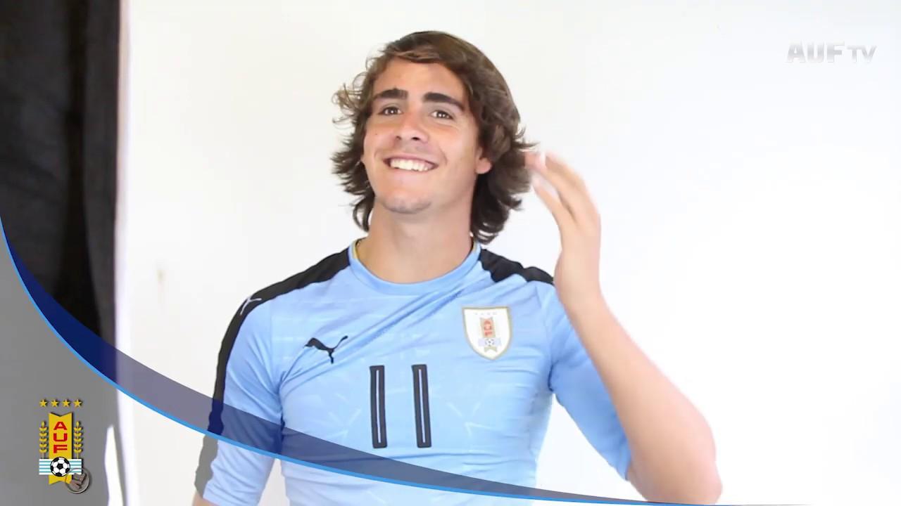 Backstage de las fotos oficiales de Uruguay previo al Sudamericano de Perú 2019