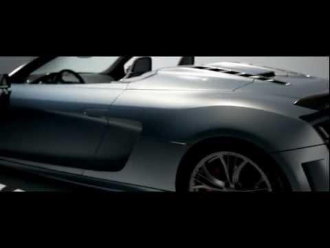 Audi R8 Spyder Купе класса A - рекламное видео 1