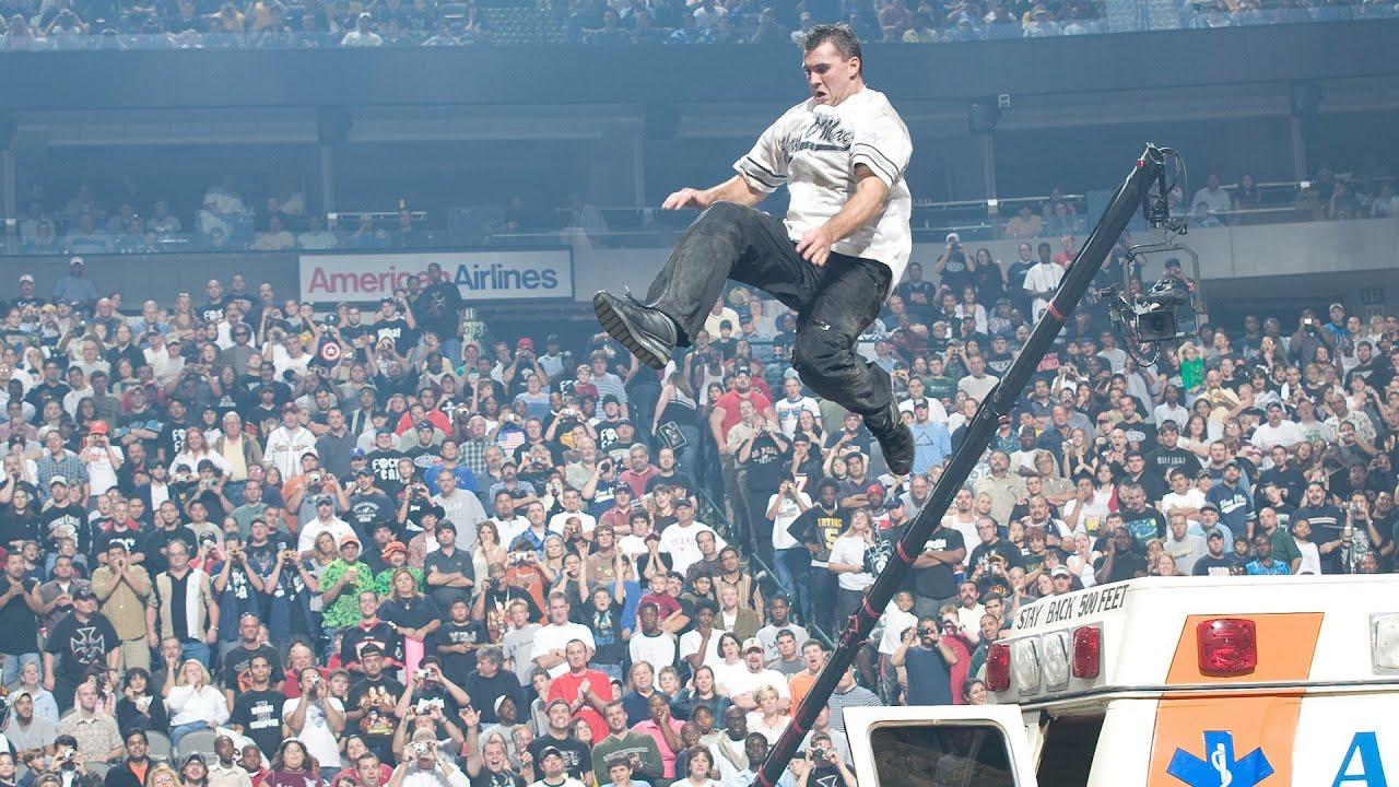 Bruce Prichard Talks Shane McMahon's WWE Departure In 2009