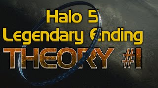Let's discuss the Halo 5 Legendary Ending!