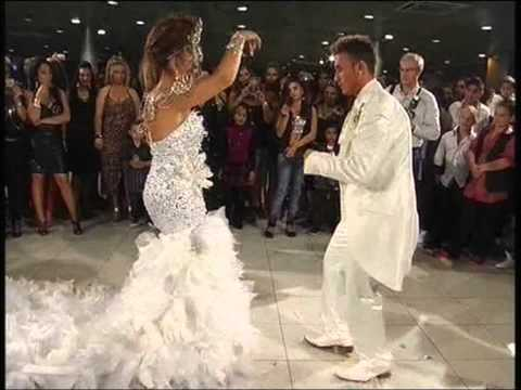 Vestidos de boda gitana morabel